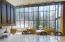 Glassed atrium
