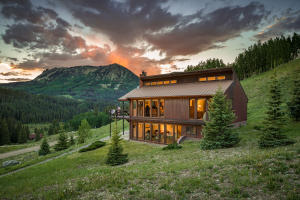 1320 N Trout Lake Road, Ophir, CO 81426