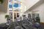 The Fitness center at Fairmont Heritage Place Franz Klammer Lodge