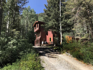 238 Lake Fork Junction Road, Ophir, CO 81426