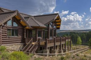 192 Top of the World Drive, Placerville, CO 81430