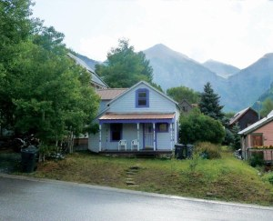 218 N WILLOW Street Telluride CO 81435