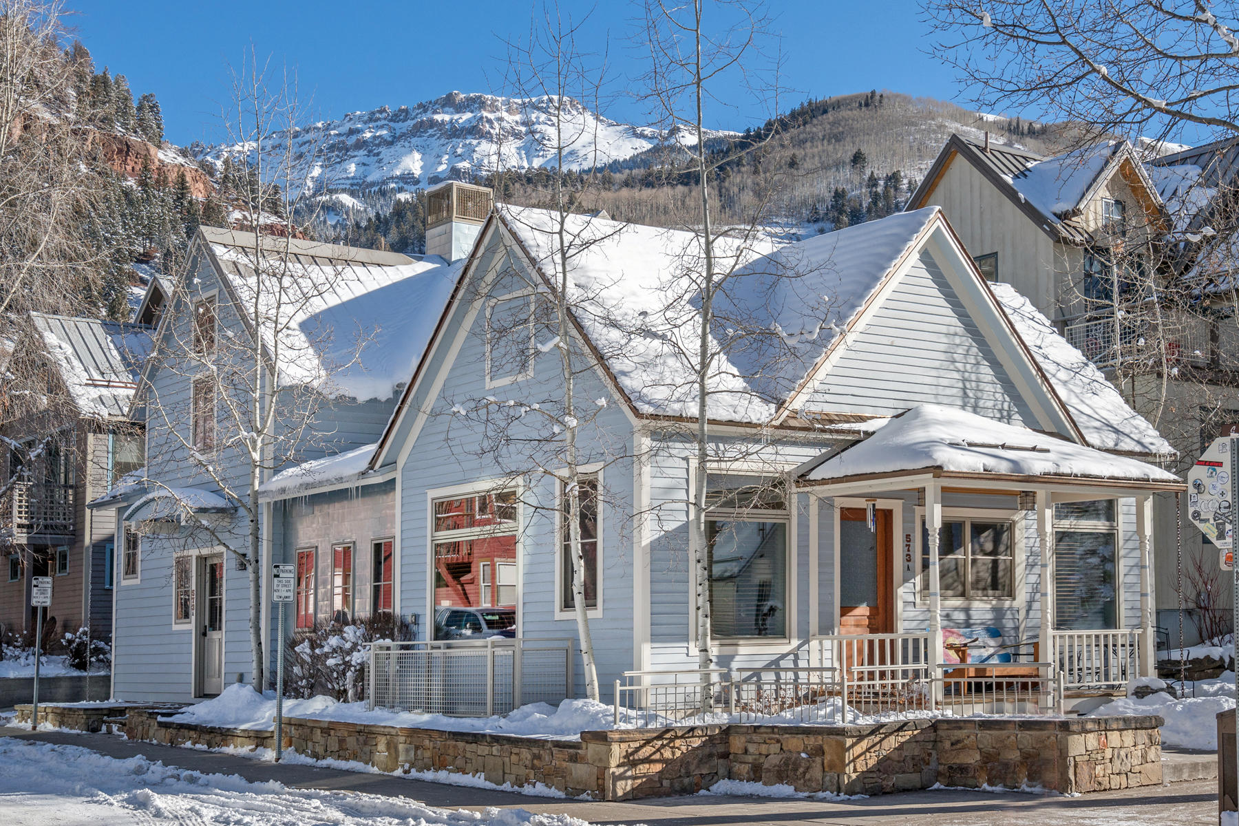 573 W Pacific Avenue Telluride CO 81435