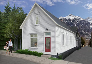 Property for sale at 120-A N Fir Street Unit: West (A), Telluride,  Colorado 81435