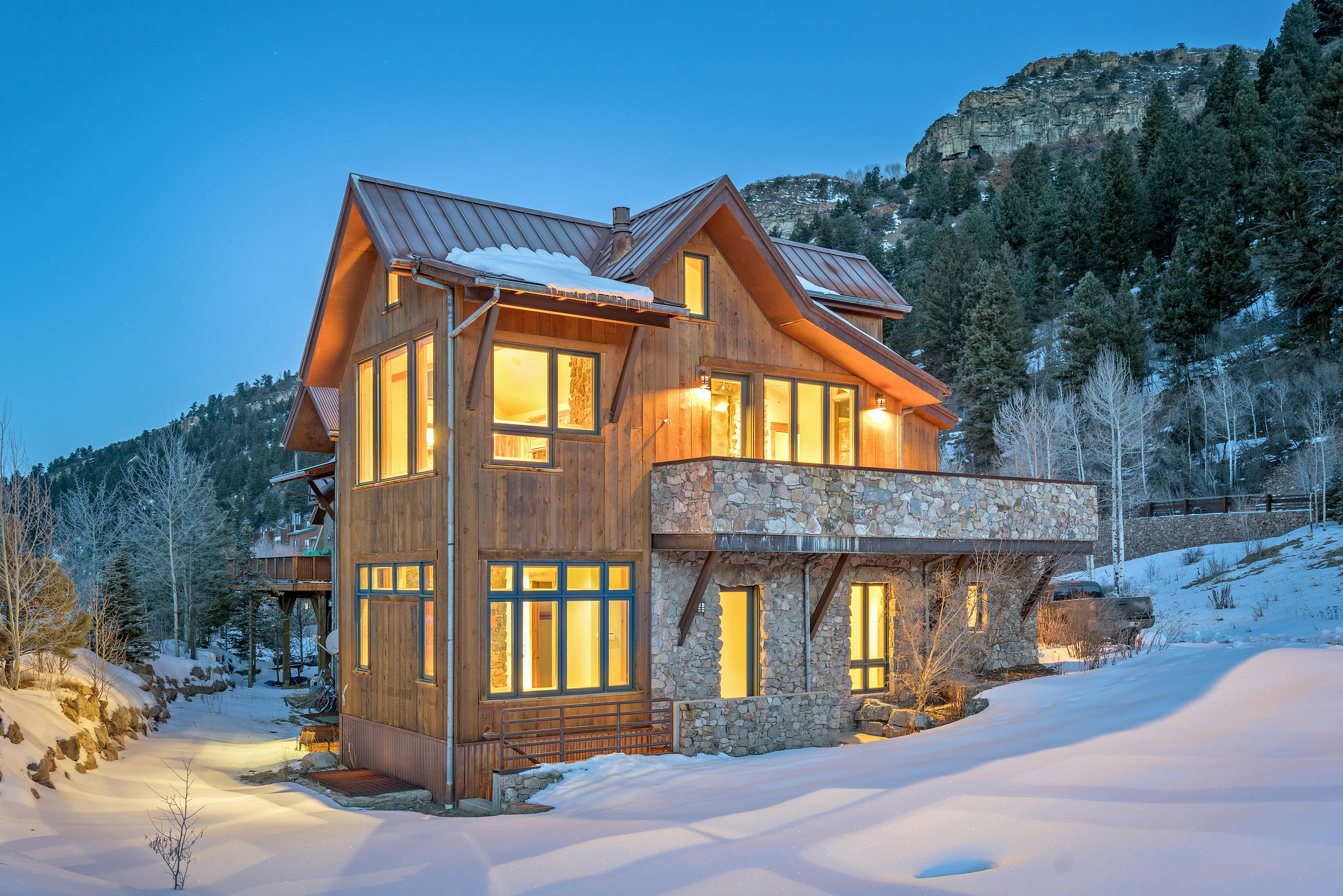 200 S Sunset Ridge Drive Telluride CO 81435