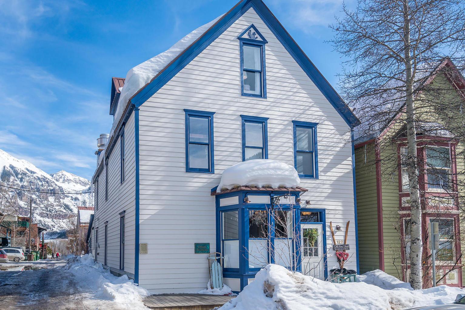 122 S Oak Street Telluride CO 81435