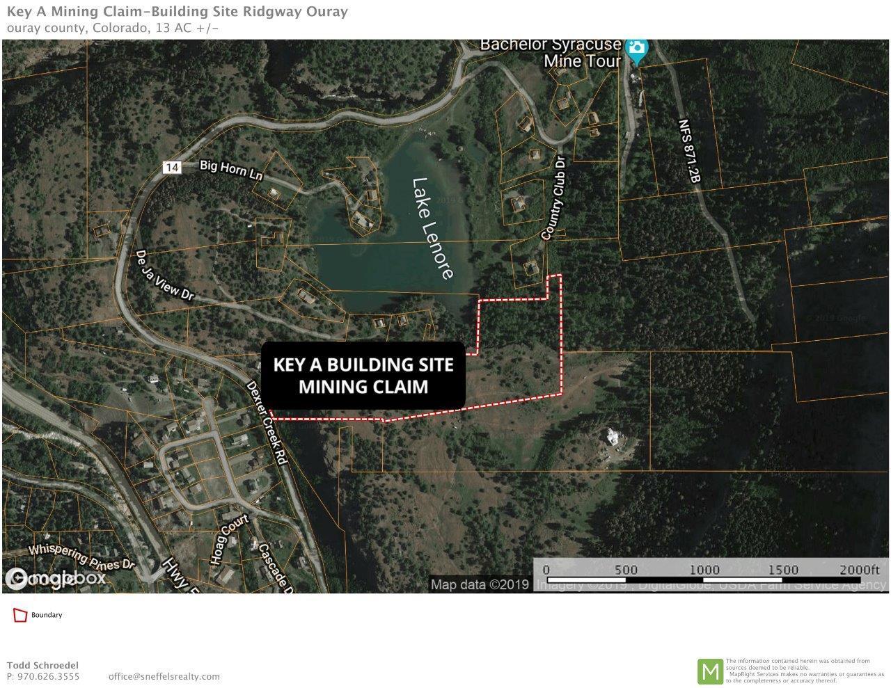 311 Gold Mountain Trail Ridgway CO 81432