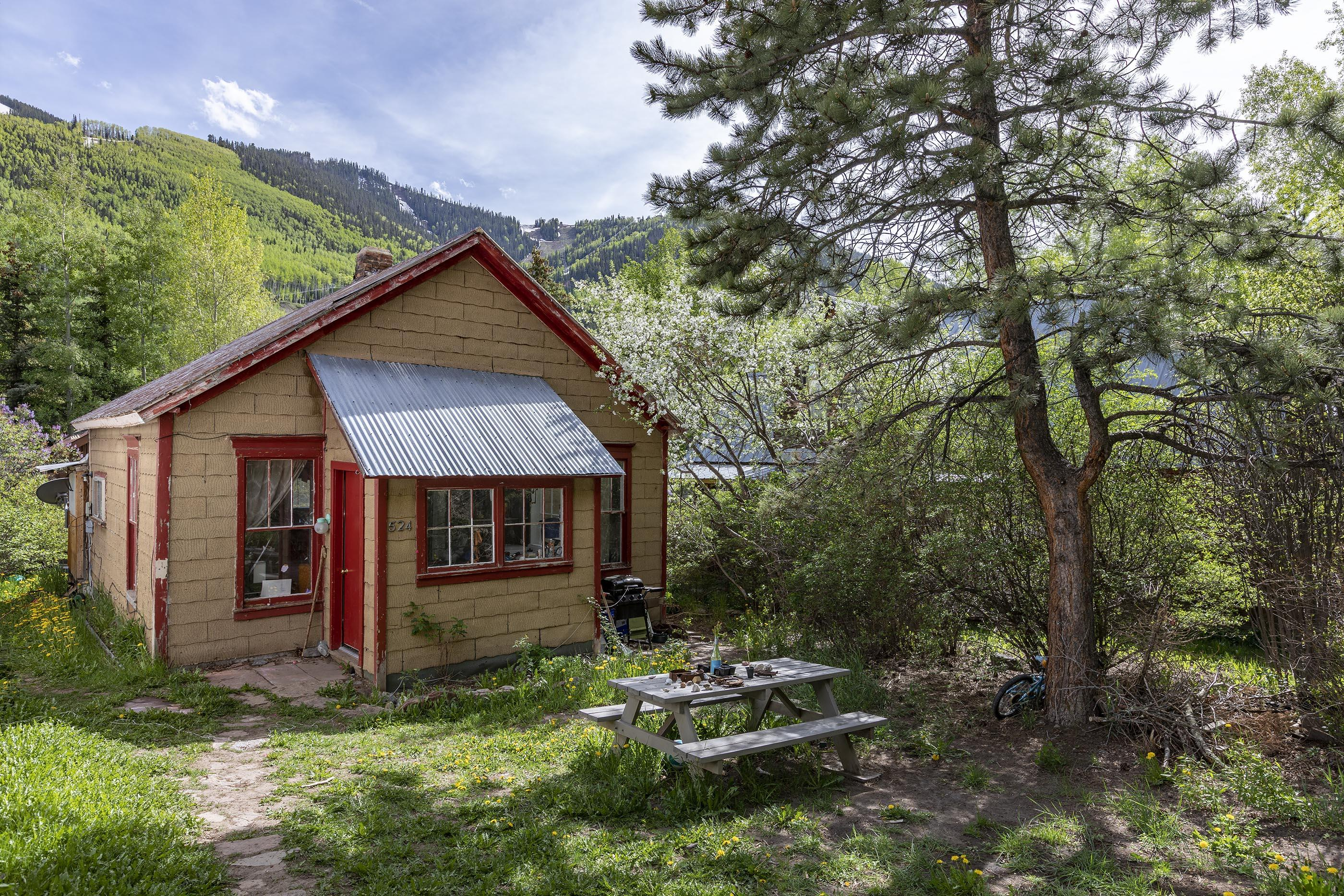 524 W Galena Avenue Telluride CO 81435