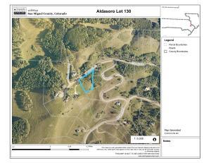 TBD W Serapio Drive Telluride CO 81435