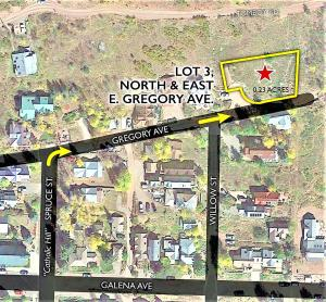 Lot 3, East Gregory Avenue Telluride CO 81435