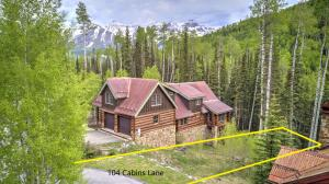 104 Cabins Lane Mountain Village CO 81435