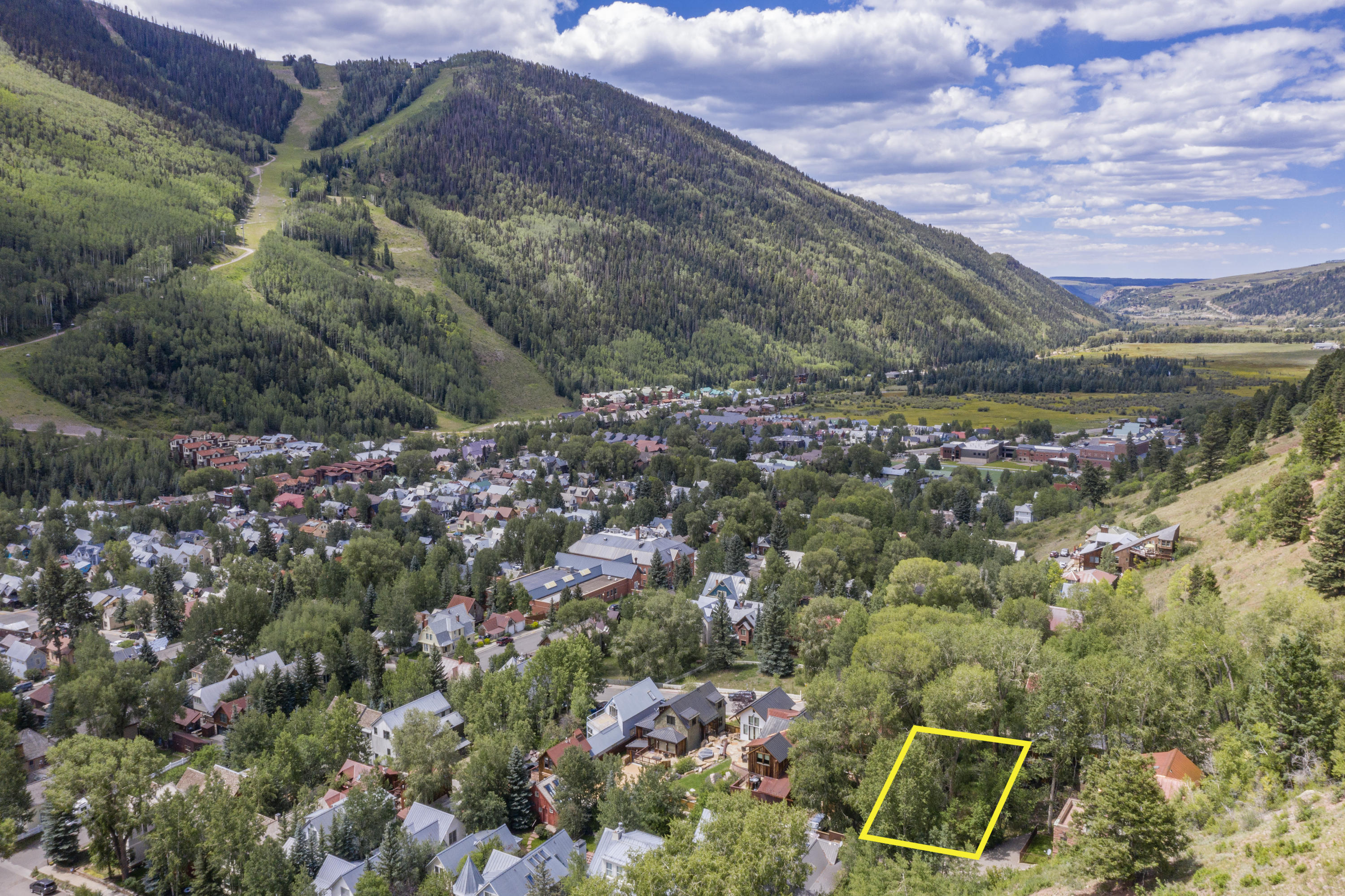 Property for sale at TBD N Aspen Street, Telluride,  Colorado 81435