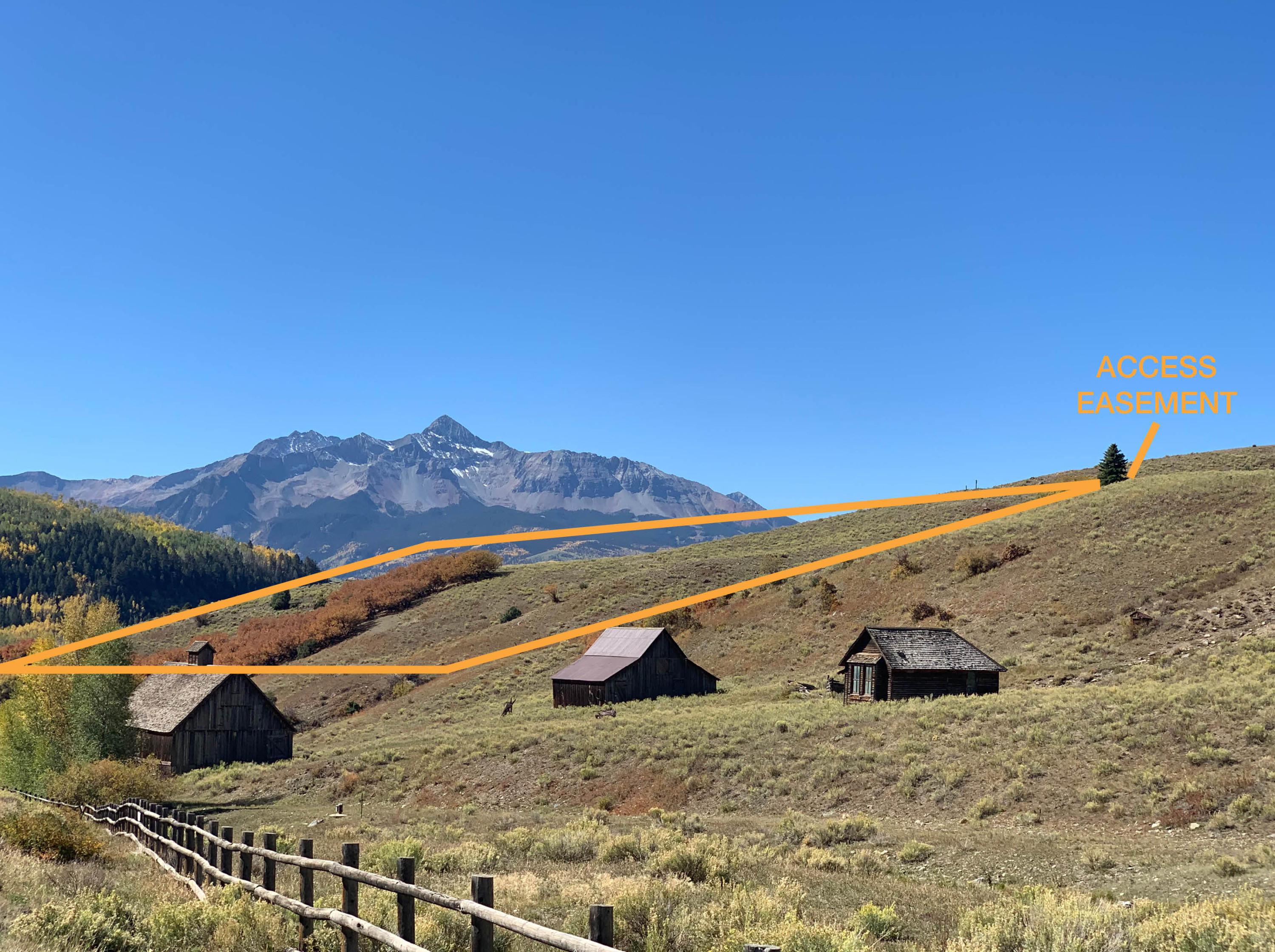 Property for sale at Lot 165 Last Dollar Road, Telluride,  Colorado 81435