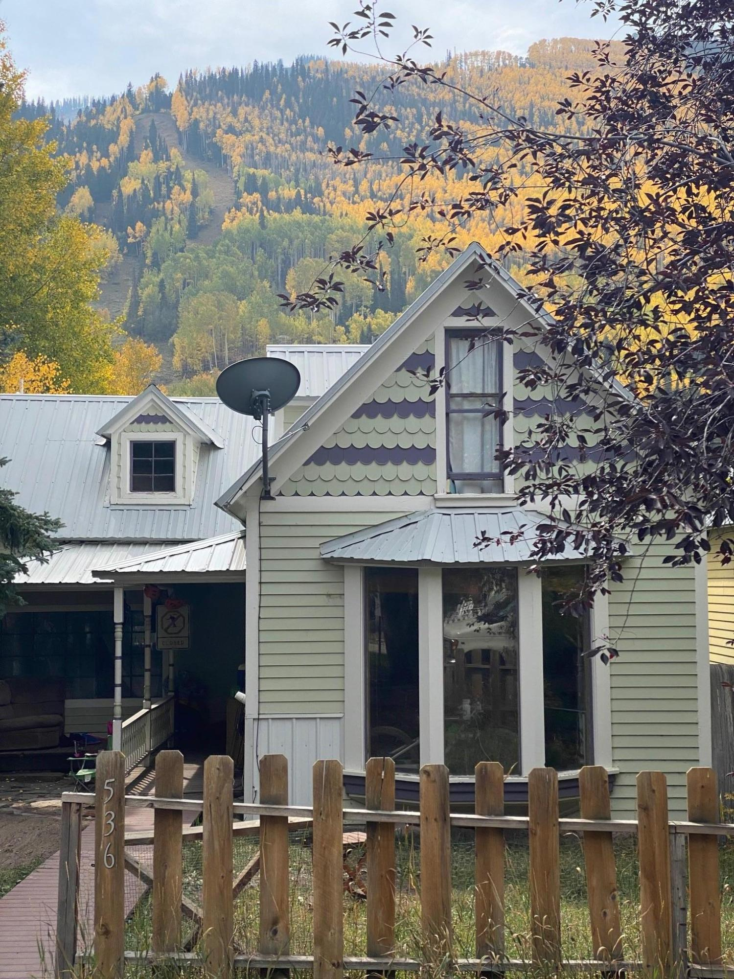 Property for sale at 536 W Columbia Avenue, Telluride,  Colorado 81435