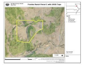 TBD Frontier Road Placerville CO 81430