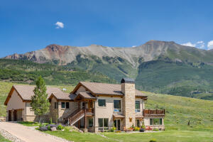 Your Telluride retreat! Tucked in a private enclave, this house has views, views and more views!
