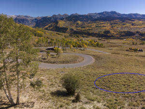 TBD Albert J Road Telluride CO 81435