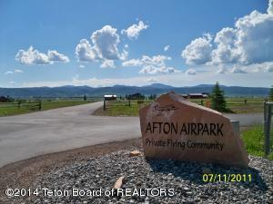 The Afton Airpark is one of the most unique of its kind.