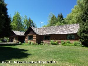 552 SOUTH HWY 33, Driggs, ID 83422