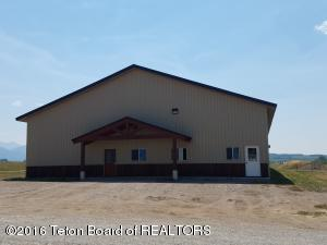 100 COMMERCIAL LN, Thayne, WY 83127