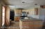 Very Nice Kitchen Area - Plenty of Cabinetry. All Appliances Included.