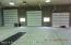 Three Door Shop Area - Work Pit -- Concrete Floors