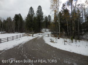 176 DELL CREEK HORSE RANCH, Alpine, WY 83128