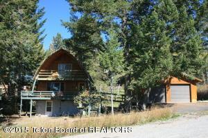 164 CEDAR DR, Star Valley Ranch, WY 83127