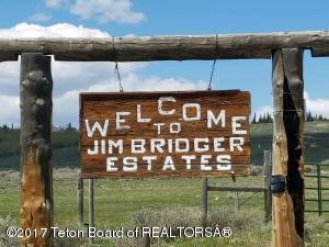 LOT 12, JIM BRIDGER ESTATES, Daniel, WY 83115