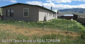 512 BARBER ST, Dubois, WY 82513