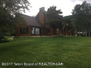 44 S County Rd 156, Afton, WY 83110