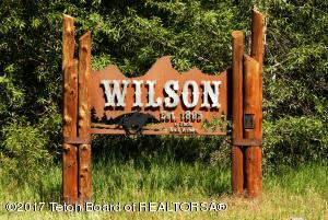 1255 N SECOND STREET, Wilson, WY 83014