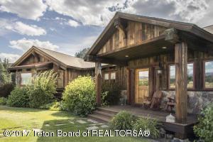 244 Salt River Ranch Ln, Thayne, WY 83127