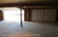 Basement garage entry