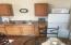 Guest Cabin eat-in Kitchen