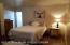 Main floor bedroom/master