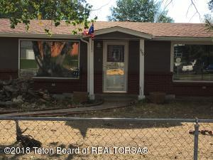 460 N TYLER AVE, Pinedale, WY 82941