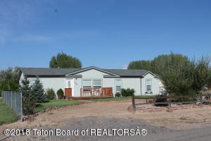 594 S LABARGE ST, Labarge, WY 83123