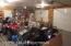 Attached 2 car garage/workshop/toy storage