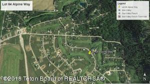 LOT 64 ALPINE WY, Star Valley Ranch, WY 83127