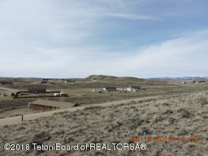 1.23 Acre Lot in the Barger Subdivision.