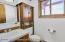 Half bath downstairs- near foyer
