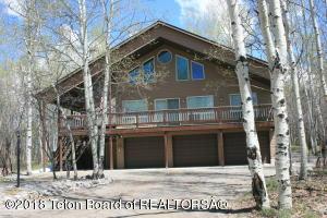 375 SUGAR LOAF DR, Star Valley Ranch, WY 83127