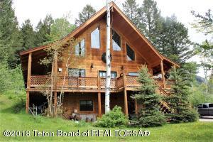 1423 VISTA, Star Valley Ranch, WY 83127
