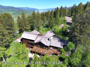 1291 TRAIL RIDGE DRIVE, Alpine, WY 83128