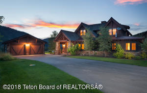 650 W LODGE COTTAGE DRIVE, Jackson, WY 83001