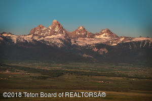 Inspiring Teton views