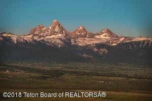 Inspiring Teton views