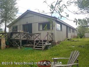 Horse Creek cabin
