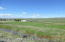 Looking West, Across The Highland Canal, To The House, Barn, Etc., Toward The Wyoming Range
